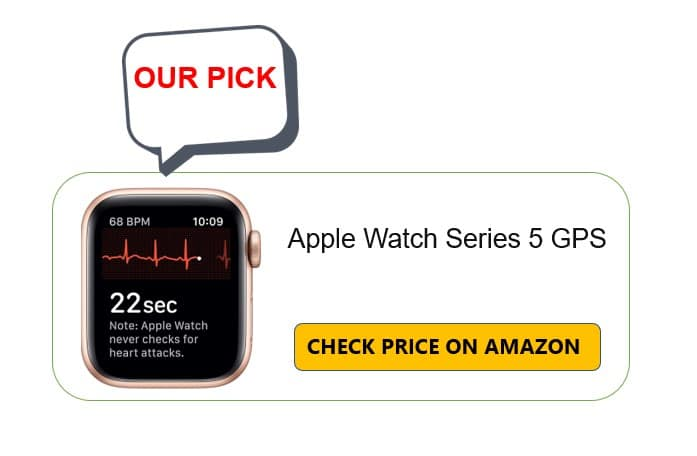 Apple watch in Amazon